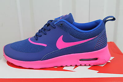 NIKE AIRMAX THEA LADIES/GIRLS 599409-405 sz...3,5...4,5...BNIB 3334