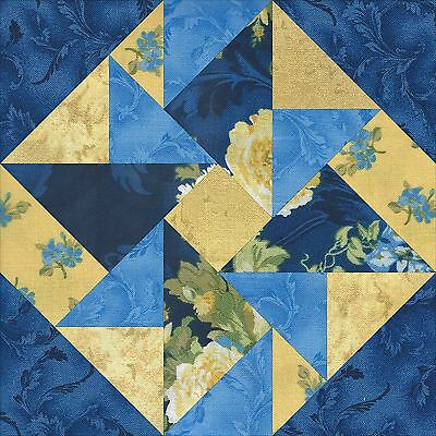 SPRING FEVER QUILT TOP - Not Quilted