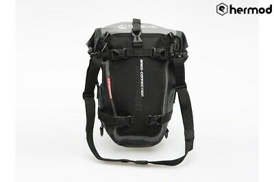 SW Motech 80 Motorbike Motorcycle Dry Tail Bag 8 Litre - Grey