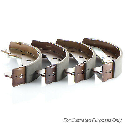 Genuine Borg & Beck Rear Brake Shoe Set - BBS6083