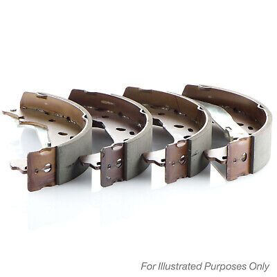 Borg & Beck Rear Brake Shoe Set Genuine OE Quality Replacement