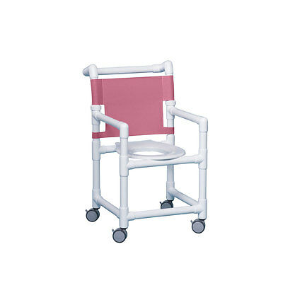 """Select Shower Chair 17"""" Clearance Wineberry"""