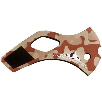 Elevation Training Mask 2.0 Desert Camo Sleeve Only (Brown)