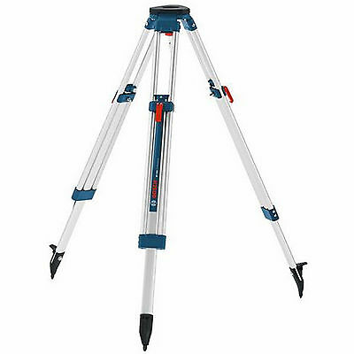 """Bosch BT 160 Pro Tripod for GOL Optical Levels & Rotary Lasers with 5/8"""" Thread"""