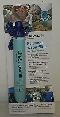 LifeStraw Personal Water Filter LSPHF017