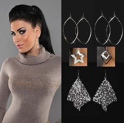 Earrings Fancy Fashion Fashion Model And Pattern To Choose