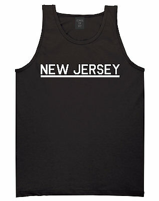Kings Of NY New Jersey USA State NJ Tank Top T-Shirt