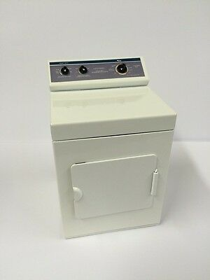 Metal Modern Dryer designed by Mary Beth Tumlin, Dolls House Miniature 1:12