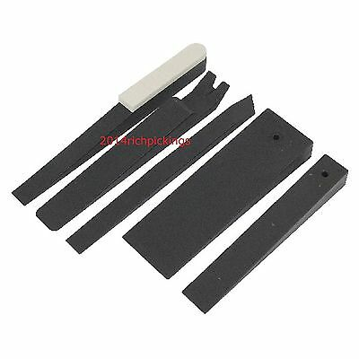 5 pc Car Door and Trim Removal and Service Tool Kit - Auto Plastic Wedge