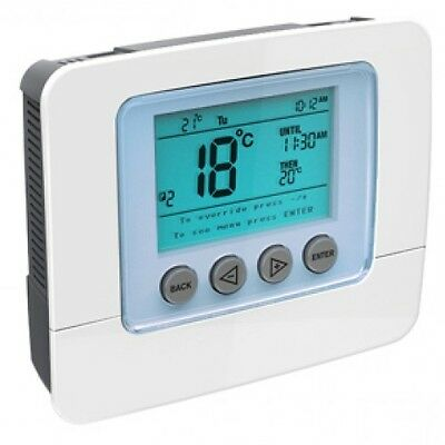 Horstmann C-STAT 17-B Battery Powered 7 Day Programmable Room Thermostat