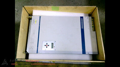 Rexroth Indramat Rac 3.5-150-460-D0I-W1-220 Ac-Mainspindle Drive #193357