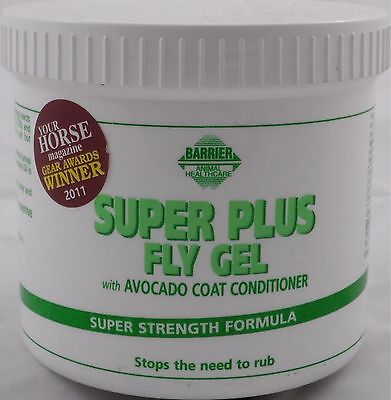 Barrier Super Plus Fly Gel Coat Conditioner Insect Repellent Midges BAR0002