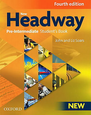 Oxford NEW HEADWAY Pre-Intermediate FOURTH EDITION Student's Book | Soars @NEW@