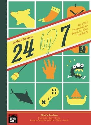24 by 7 Edited by Dan Berry