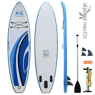 """SUP Board Coral Sea Vivacity 10.0"""" 306cm - inflatable Stand Up Paddle Surfboard"""