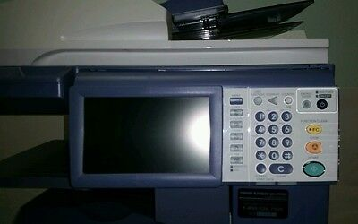 Toshiba MULTIFUNCTIONAL DIGITAL SYSTEMS e-STUDIO255SE Color Copier