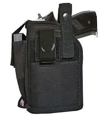 Side Holster Smith & Wesson M&p 9 Pro Series W/laser ***100% Made In U.s.a.***
