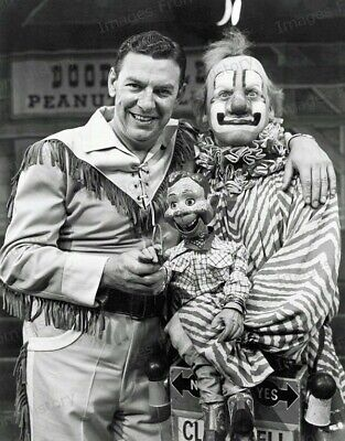 8x10 Print Bob Smith Howdy Doody Time 1947-1960 #1008206