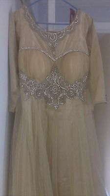 Women's Indian Bridal Gown