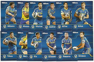 2013 NRL Traders EELS Team Set