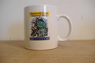 ~Mammoth Cave National Park~Kentucky~Ceramic Mug~