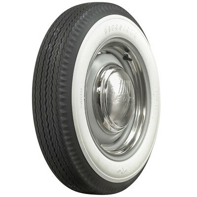 "560-15 FIRESTONE 2 3/4"" WHITEWALL BIAS TIRE (EACH)  (Perfect for VW Beetle)"