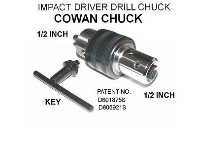 IMPACT DRIVER ACCESSORIES with FREE Adapter Set - PICTURES - Impact Driver Chuck