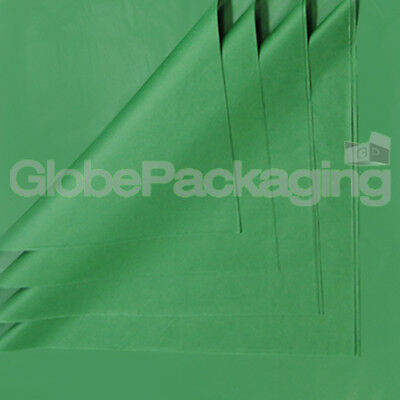 100 SHEETS OF TURQUOISE ACID FREE TISSUE PAPER 500mm x 750mm, 18gsm *QUALITY*