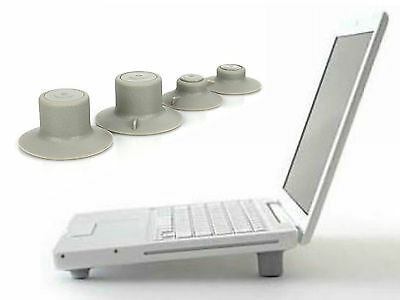 Wholesale 4pcs Notebook Laptop Heat Reduction Pad Cooling Cool Feet Stand Holder