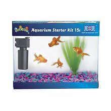 PET-693677 Fish 'R' Fun Glass Aquarium Kit (20ltr)