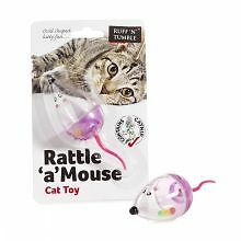 PET-318400 Ruff 'N' Tumble Rattle 'A' Mouse