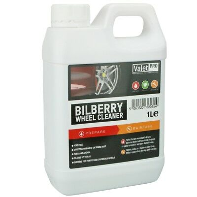 ValetPro Bilberry Wheel Cleaner Felgenreiniger 1000ml,