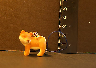 Epoch Shiba Inu Dog Figure B Mascot Bag / Phone Strap Cute!
