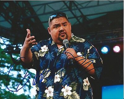 GABRIEL IGLESIAS signed autographed standup 8x10 photo PROOF *GEORGE LOPEZ*