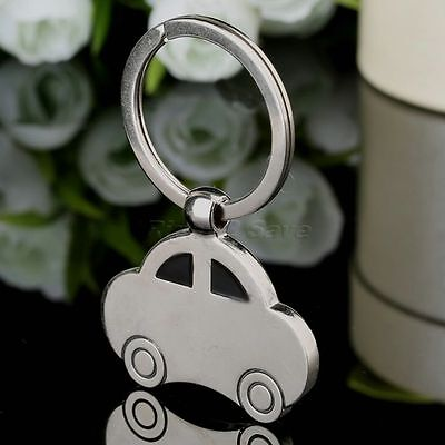 Classic Car Shaped Key Chain Keychain Keyring Pendant Bag Purse Keyfob Gift Toy