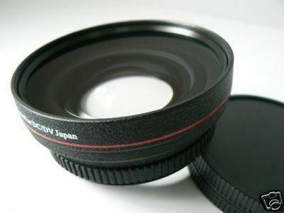 Pro 77mm 0.45X Wide-Angle Lens w/Macro For Any 77mm Thread/Filter size