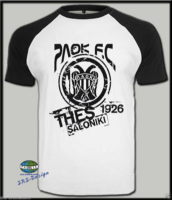 PAOK T-Shirt Gate 4 Saloniki Shirt Thessaloniki ΠΑΟΚ Θύρα 4,