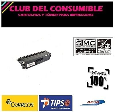 Brother Tn900 Negro Cartucho De Toner Generico No Oem