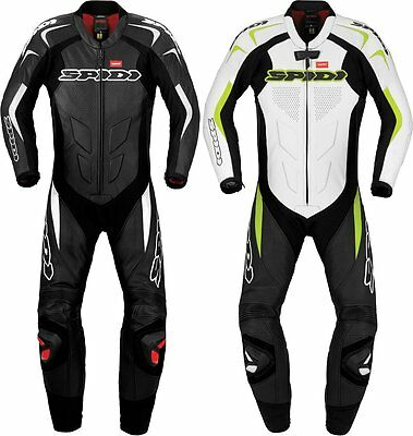 Spidi Sport Mens Supersport Wind Pro 1 Piece Leather Suit