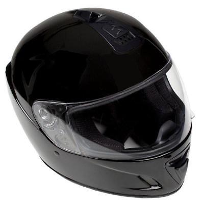 Full Face Motorcycle Motorbike Crash Helmet ST-1154 Quick Release Visor Large