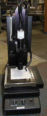 (1) Used Micro-Vu Model M301 Video Measuring System