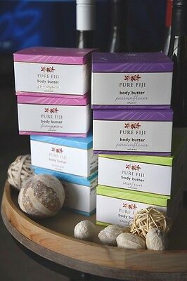 Pure Fiji - Body Butter - 5 Flavours 235ml
