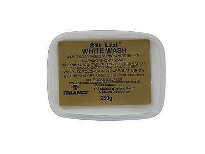 Gold Label White Wash Pet Animal Cat & Dog Grooming