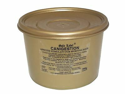 Gold Label Canigestion Pet Animal Cat & Dog Supplements