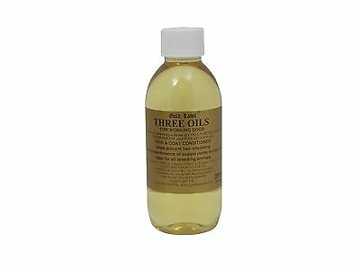 Gold Label Canine Three Oils Pet Animal Cat & Dog Supplements