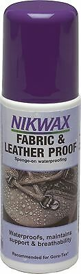 Nikwax Fabric & Leather Proof Equine Horse Footwear Care