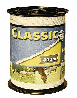 Corral Classic Fencing Polywire 400M Equine Horse Fencing