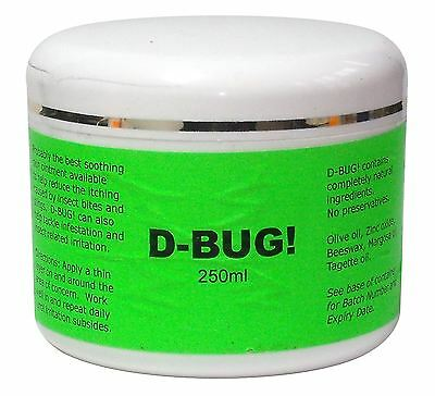 Fine Fettle Products D-Bug Ointment Equine Horse Fly, Louse & Insect Control