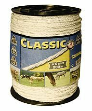Corral Classic Fencing Rope 200M Equine Horse Fencing