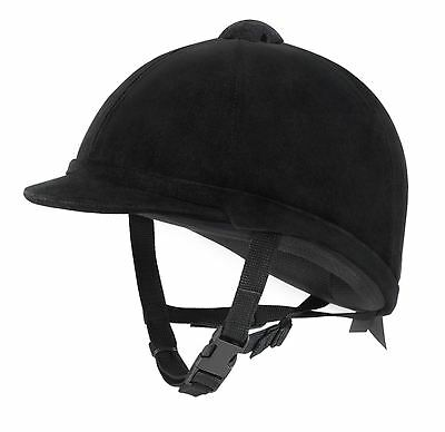 Charles Owen The Rider Black Equine Horse Hats
